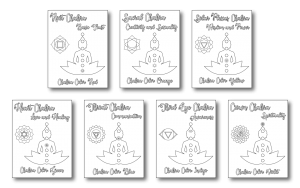 Chakra Coloring Pages All