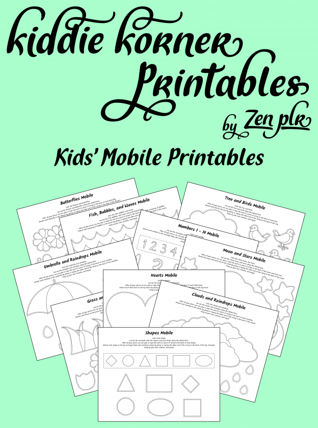 Kids Mobile Pack Graphic