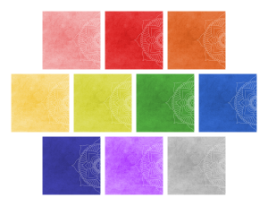 Mandala Digital Papers All
