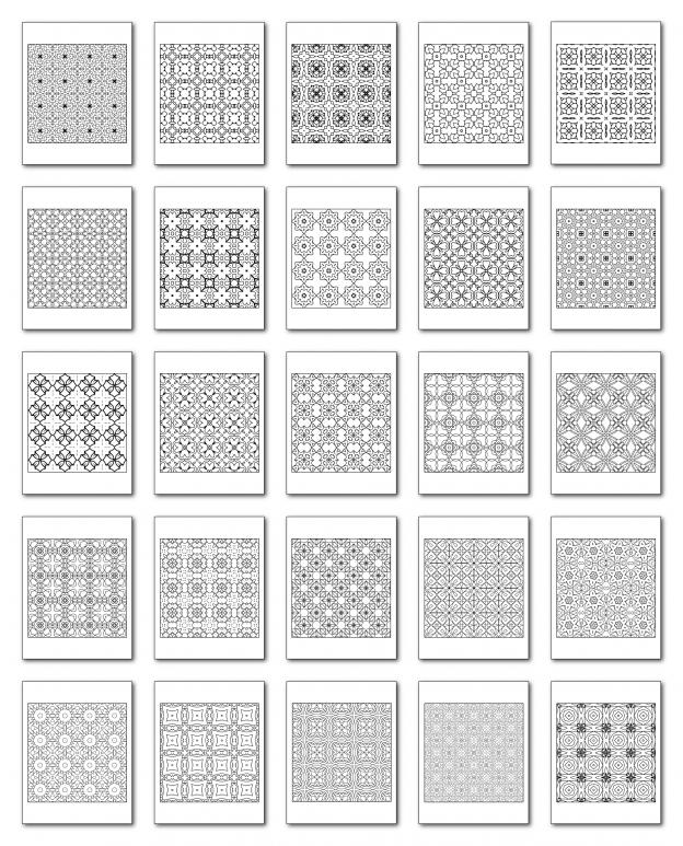 Patterns 'n' Kaleidoscopes Volume 1 Patterns All