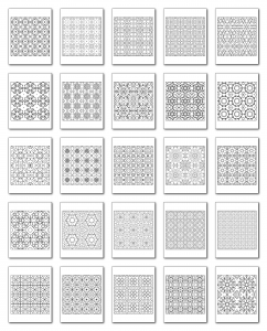 Patterns 'n' Kaleidoscopes Volume 2 Patterns All