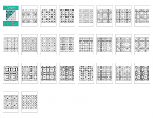 Zen PLR DFY Coloring Designs Volume 01 Patterns Coloring Book
