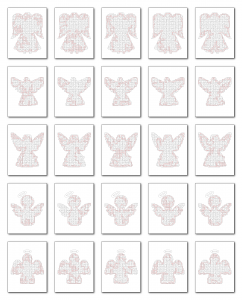Zen PLR Crazy Mazes Angels Edition Volume 01 All Solutions Graphic
