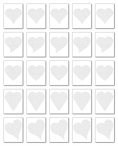Zen PLR Crazy Mazes Hearts Edition Volume 02 All Mazes