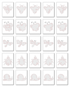 Zen PLR Crazy Mazes Pretty Bugs Edition Volume 01 All Solutions