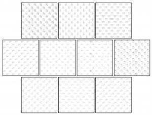 Zen PLR Digital Papers Pretty Bugs Volume 01 Lineart
