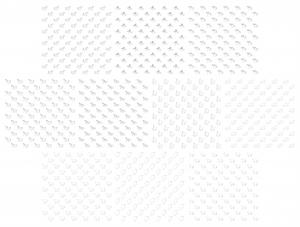 Zen PLR Digital Papers Unicorns Lineart