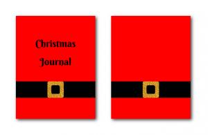 Zen PLR Journal Templates Light Christmas Journal Covers