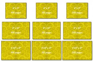 Zen PLR KDP Covers Bold Textured Swirls 04