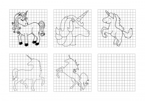 Zen PLR Magical Unicorns Journal Templates Upgrade Draw the Picture