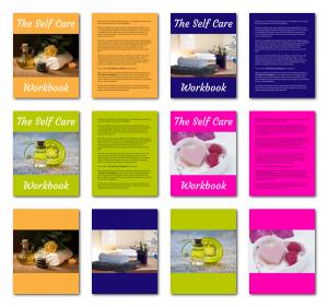 Zen PLR Workbook Kit Self Care Letter Covers All